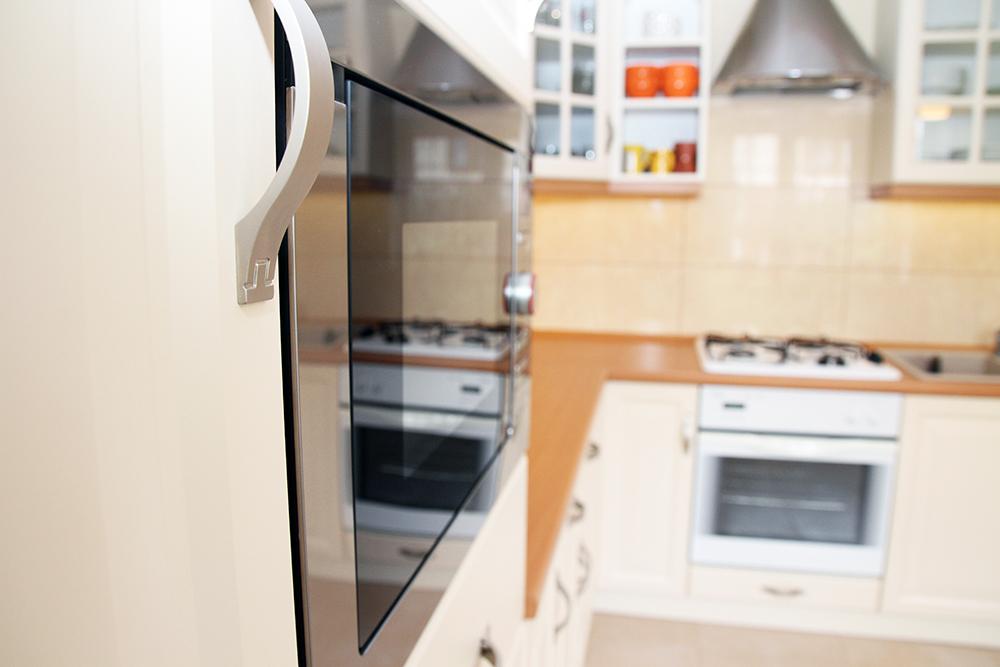 nowoczesne wyposażenie kuchni